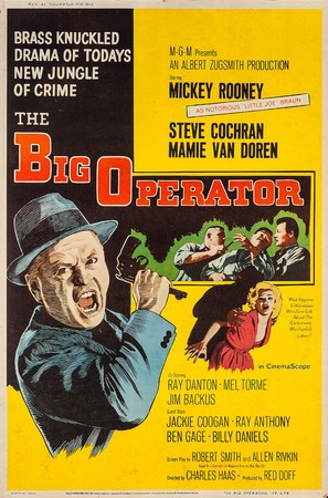 The Big Operator - Movie Poster (thumbnail)