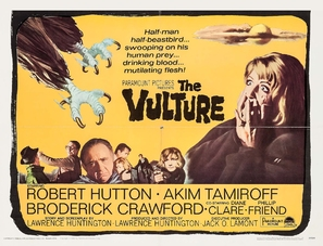 The Vulture - Movie Poster (thumbnail)