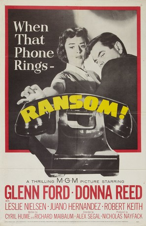 Ransom! - Movie Poster (thumbnail)