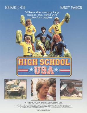 High School U.S.A. - Movie Poster (thumbnail)