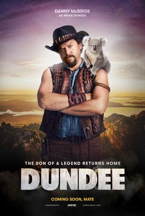 Dundee: The Son of a Legend Returns Home - Movie Poster (thumbnail)