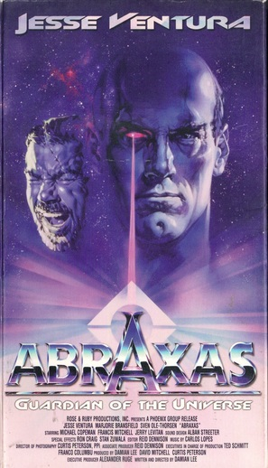 Abraxas, Guardian of the Universe - Movie Poster (thumbnail)
