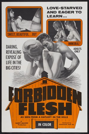 Forbidden Flesh: As Seen from a Hayloft in the Hills - Movie Poster (thumbnail)