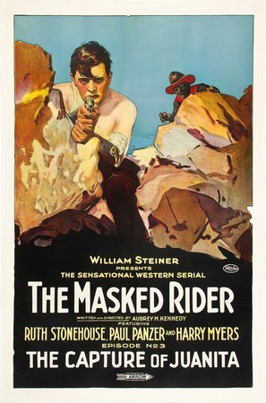 The Masked Rider - Movie Poster (thumbnail)