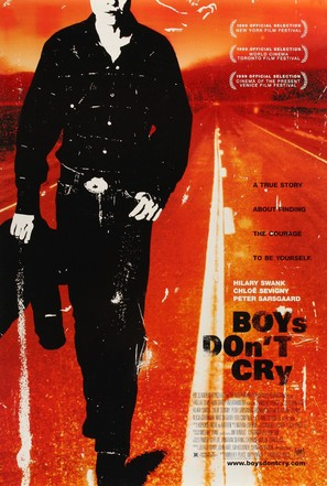 Boys Don't Cry - Movie Poster (thumbnail)