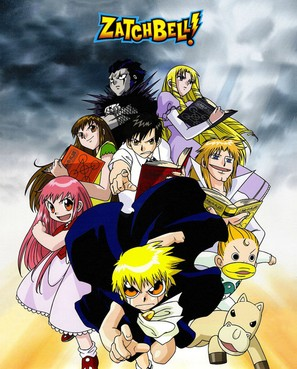 """Zatch Bell!"" - Movie Poster (thumbnail)"