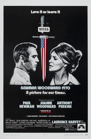 WUSA - Movie Poster (thumbnail)