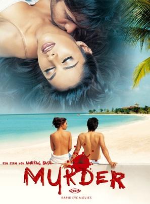 Murder - German Movie Cover (thumbnail)