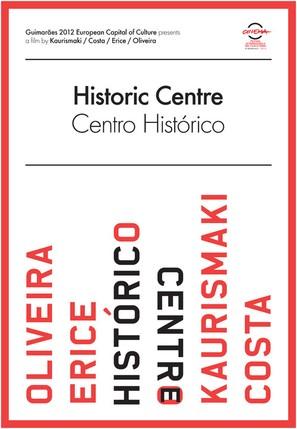 Centro Histórico - Portuguese Movie Poster (thumbnail)