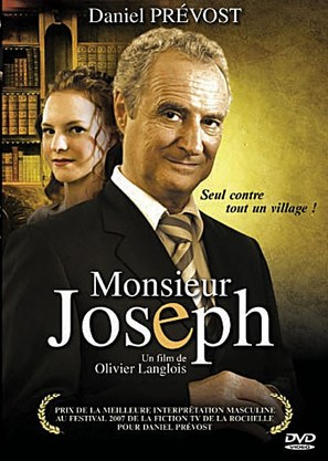 Monsieur Joseph - French Movie Cover (thumbnail)