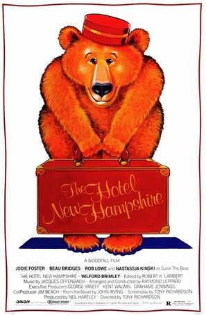 The Hotel New Hampshire - Movie Poster (thumbnail)