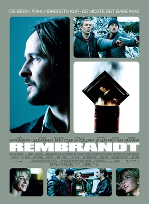 Rembrandt - Danish Movie Poster (thumbnail)