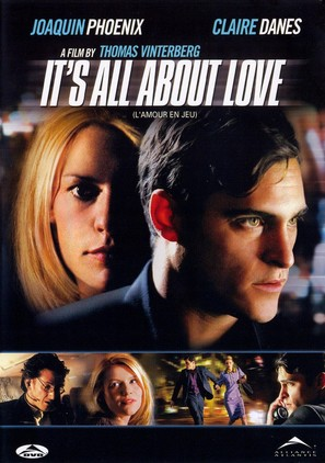 It's All About Love - Movie Poster (thumbnail)