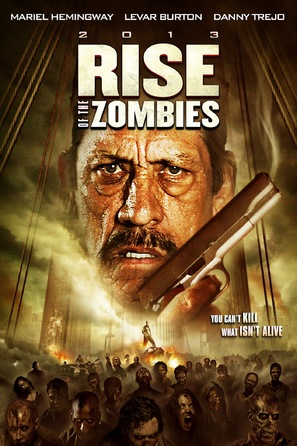 Rise of the Zombies - Video release poster (thumbnail)