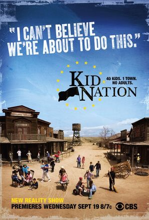 """Kid Nation"" - poster (thumbnail)"