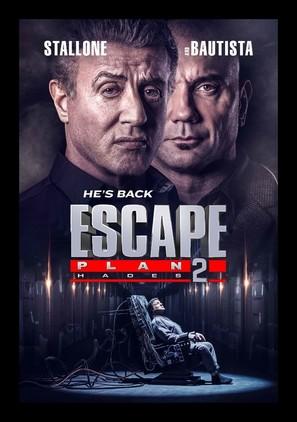 Escape Plan 2: Hades - Movie Poster (thumbnail)