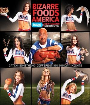 """Bizarre Foods America"""