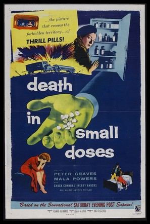 Death in Small Doses - Movie Poster (thumbnail)