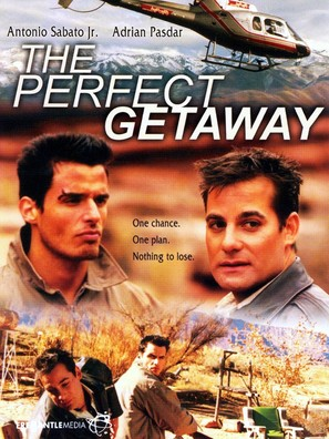 The Perfect Getaway - DVD movie cover (thumbnail)