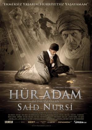 Hür Adam: Bediüzzaman Said Nursi - German Movie Poster (thumbnail)