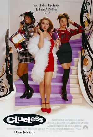 Clueless - Movie Poster (thumbnail)