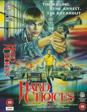 Hard Choices - British Movie Cover (thumbnail)