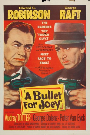 A Bullet for Joey - Movie Poster (thumbnail)