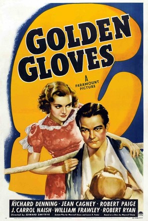 Golden Gloves - Movie Poster (thumbnail)