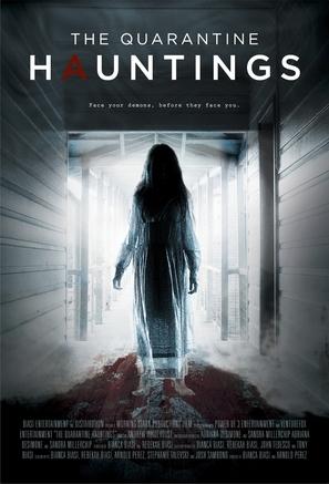 The Quarantine Hauntings - Australian Movie Poster (thumbnail)