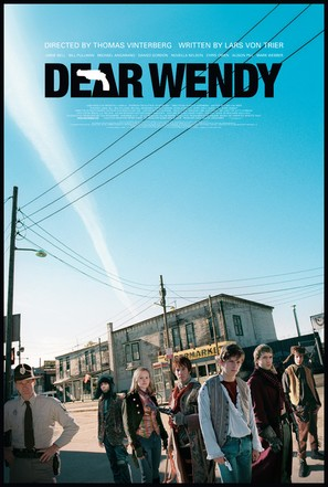 Dear Wendy - Danish Movie Poster (thumbnail)