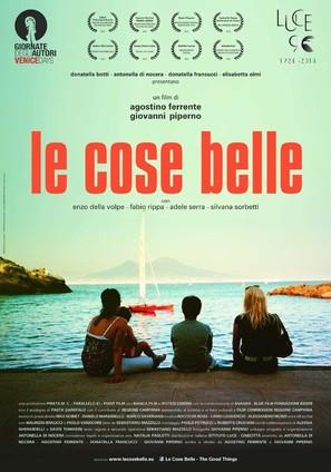 Le cose belle - Italian Movie Poster (thumbnail)