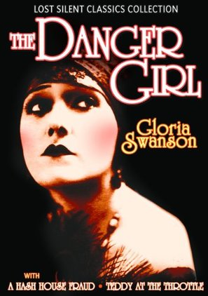 The Danger Girl - Movie Cover (thumbnail)