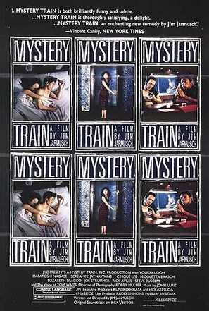 Mystery Train - Movie Poster (thumbnail)