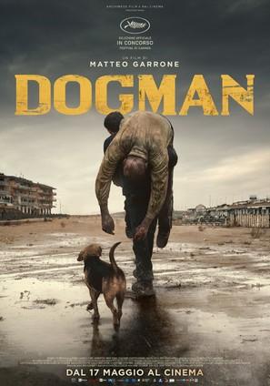 Dogman - Italian Movie Poster (thumbnail)