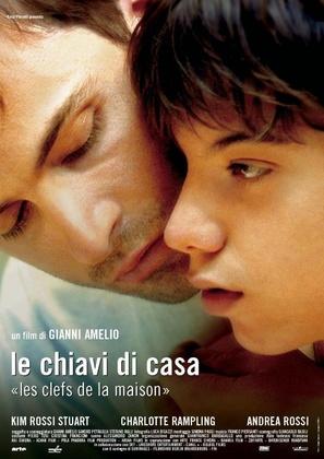 Le chiavi di casa - Italian Movie Poster (thumbnail)