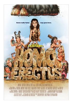 Homo Erectus - Movie Poster (thumbnail)