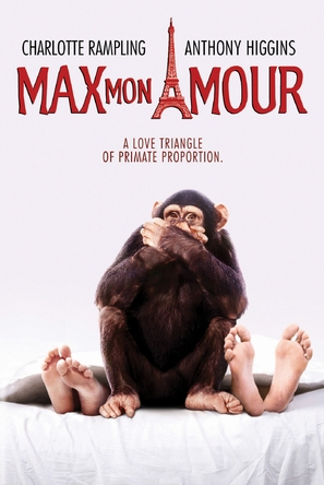 Max mon amour - Movie Cover (thumbnail)