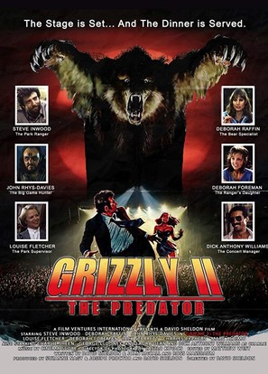 Grizzly II: The Concert - Movie Poster (thumbnail)