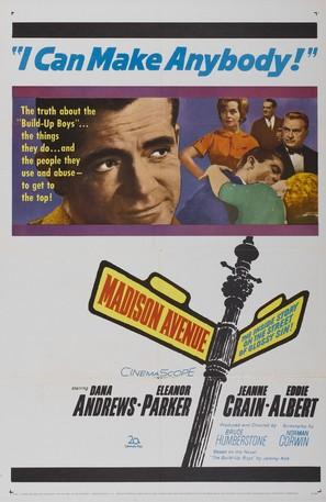 Madison Avenue - Movie Poster (thumbnail)
