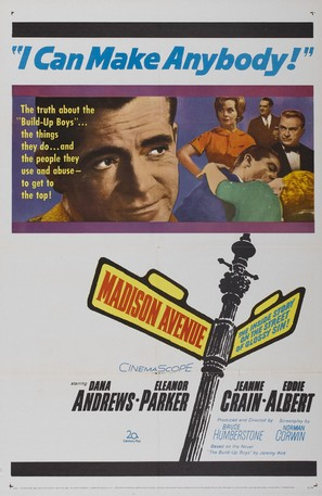 Madison Avenue - Movie Poster (thumbnail)