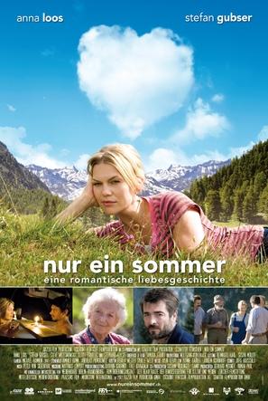 Nur ein Sommer - Swiss Movie Poster (thumbnail)