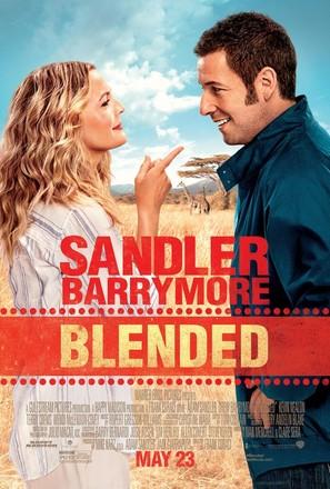 Blended - Movie Poster (thumbnail)