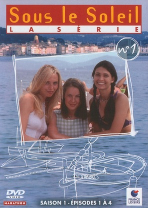 """""""Sous le soleil"""" - French DVD movie cover (thumbnail)"""