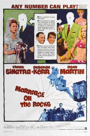 Marriage on the Rocks - Movie Poster (thumbnail)