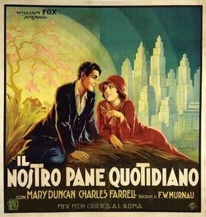 City Girl - Italian Movie Poster (thumbnail)