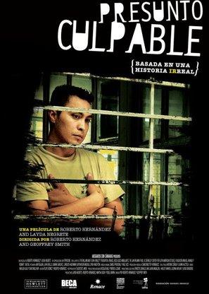 Presunto culpable - Mexican Movie Poster (thumbnail)