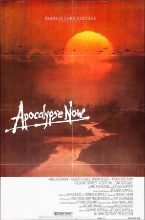 Apocalypse Now - Movie Poster (thumbnail)