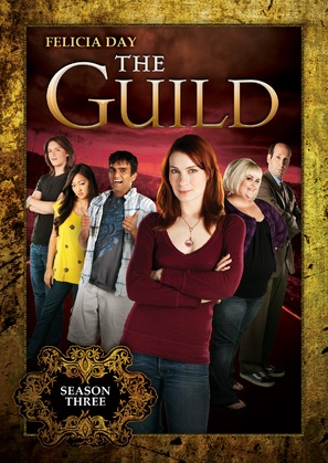"""The Guild"" - DVD cover (thumbnail)"
