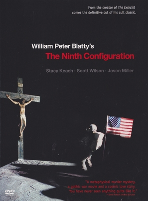 The Ninth Configuration - DVD movie cover (thumbnail)