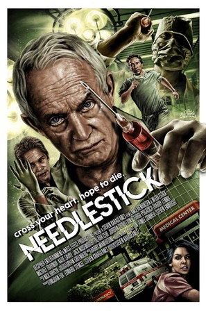 Needlestick - Movie Poster (thumbnail)
